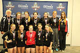 Borderline 15 Hawks: 3rd Place Bronze, OVR 2016 Girls' Volleyball Championships, May 21, 2016
